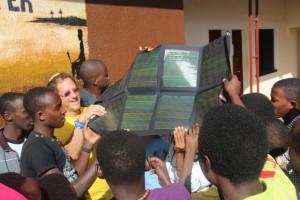 rwanda solar