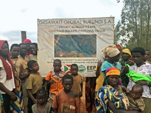 Future site of GWG's 7.5 MW solar field in Burundi